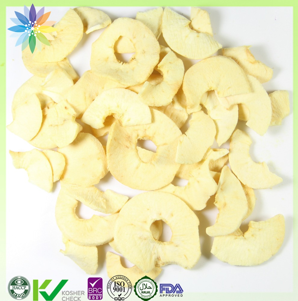 FD fruit freeze dried apple for healthy food snacks