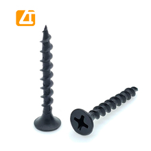 Fasteners for grey phosphated fine thread <strong>drywall</strong>