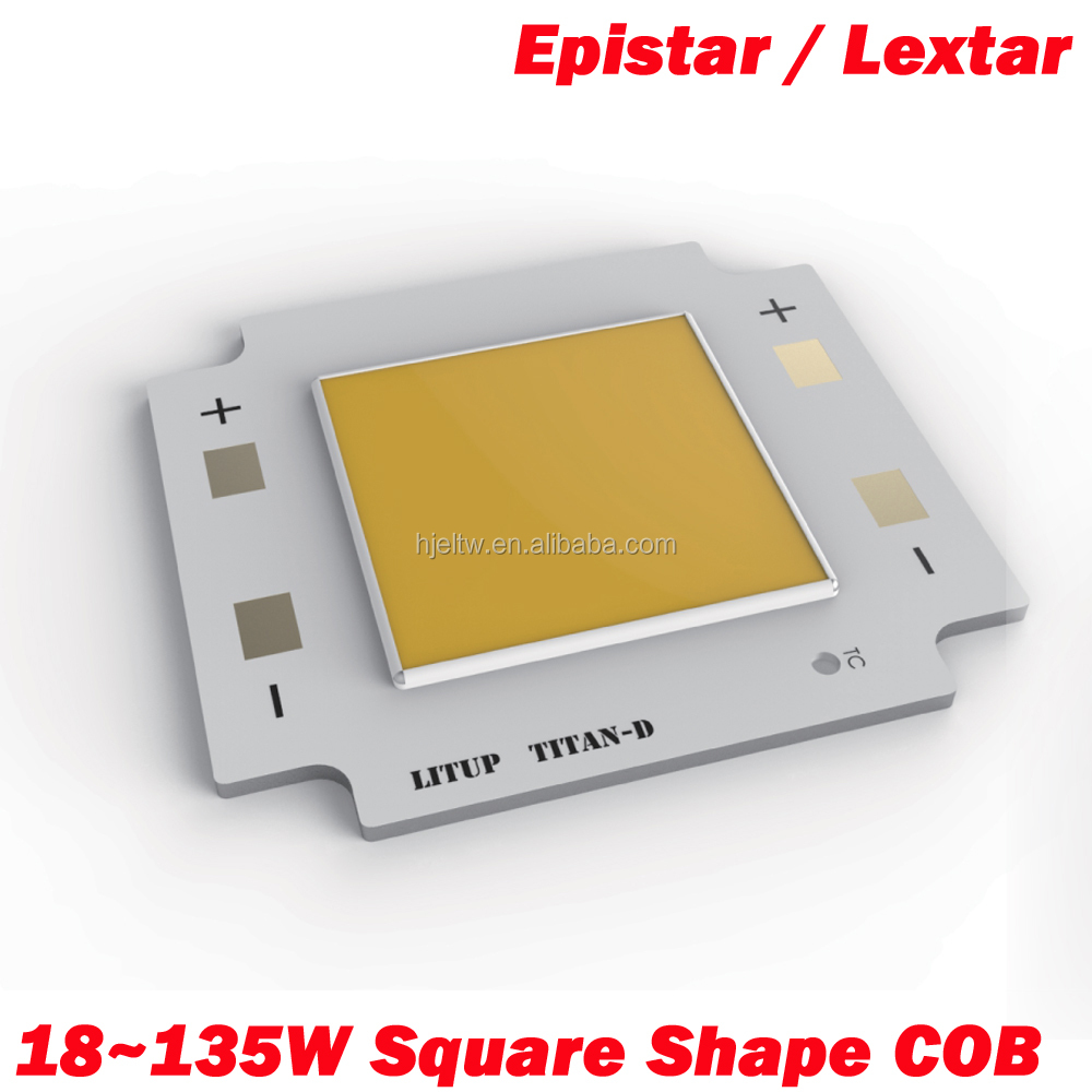LED Square COB Chip