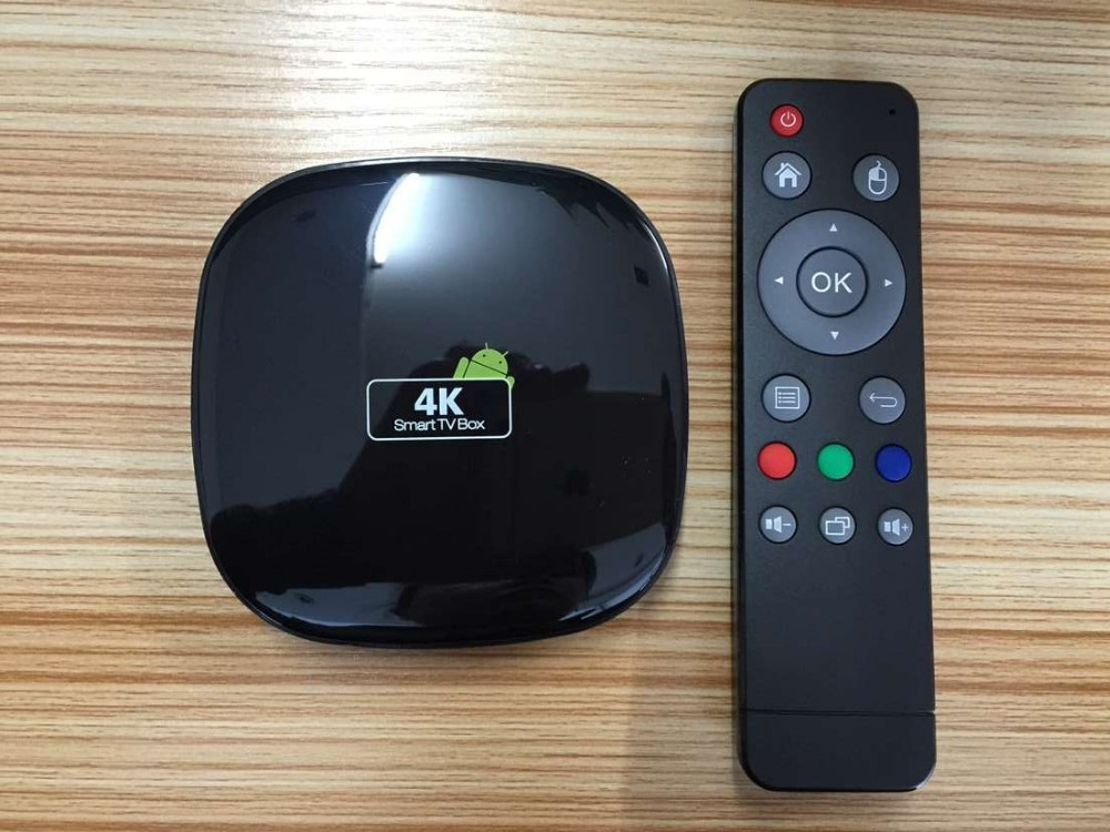 "I-Box ""PRO"" Octa Core 5.1 Lollipop Android Tv Box Plug and Play 4k Tv Media Center Box Streaming Media Player Fully Loaded Iptv"