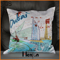 custom decorative breast shaped pillow