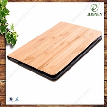 BOOK style mobile phone for ipad mini,bamboo phone case for mini ipad
