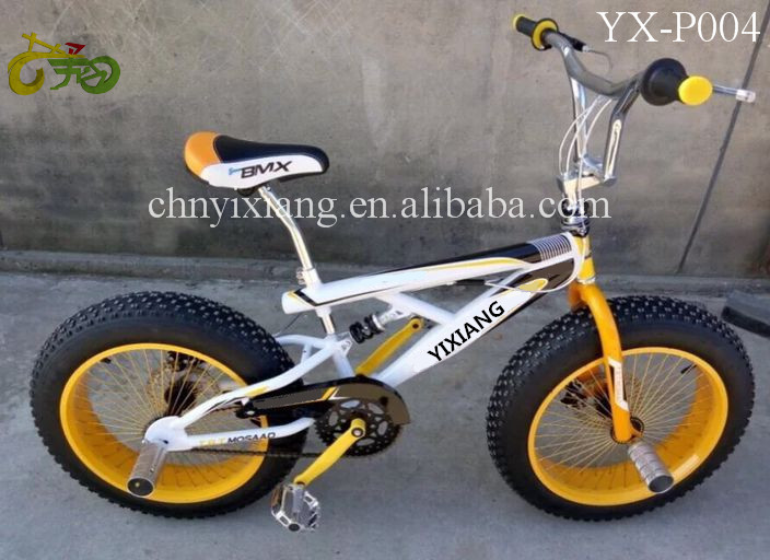 Wonderful 12'' fat tire bmx bikes freestyle