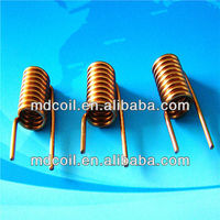 High precision air core inductor coil for TV and tablet pc