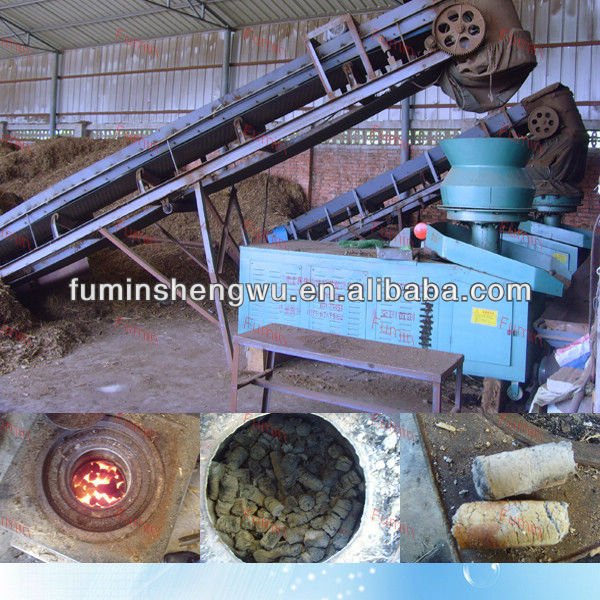 Rice husk briquette making machine,biofuel briquette machine
