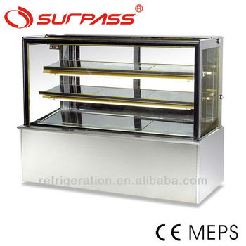 SG500BF Surpass Commercial Cake Display Cabinet
