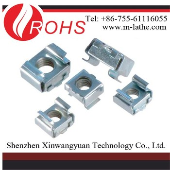 Hot sale Stainless steel carbon steel weld cage nut Own Factory