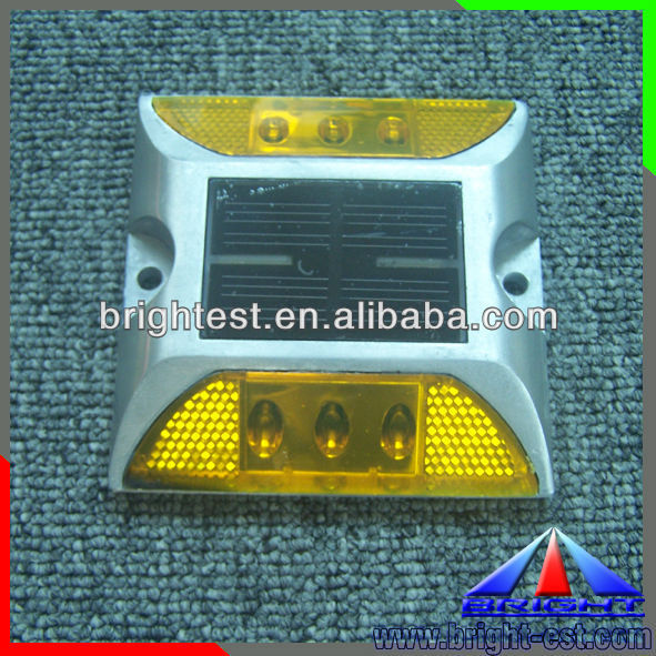 solar pavement markers,solar road marking reflectors,solar road stud