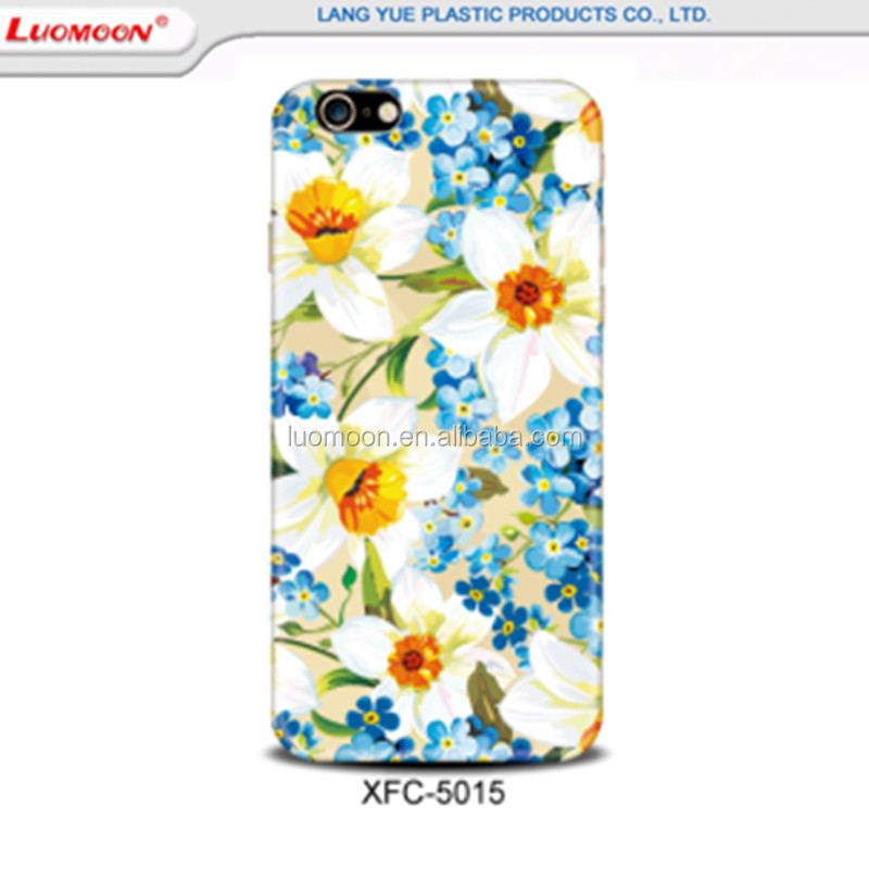Manufacturer wholesale mirror pc hard case for iphone 5 5s 6 6s 6 plus printed back case for apple iphone