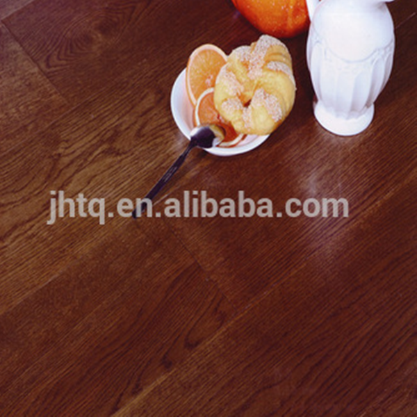Russian <strong>Oak</strong> Smooth Engineered Solid Wood Flooring