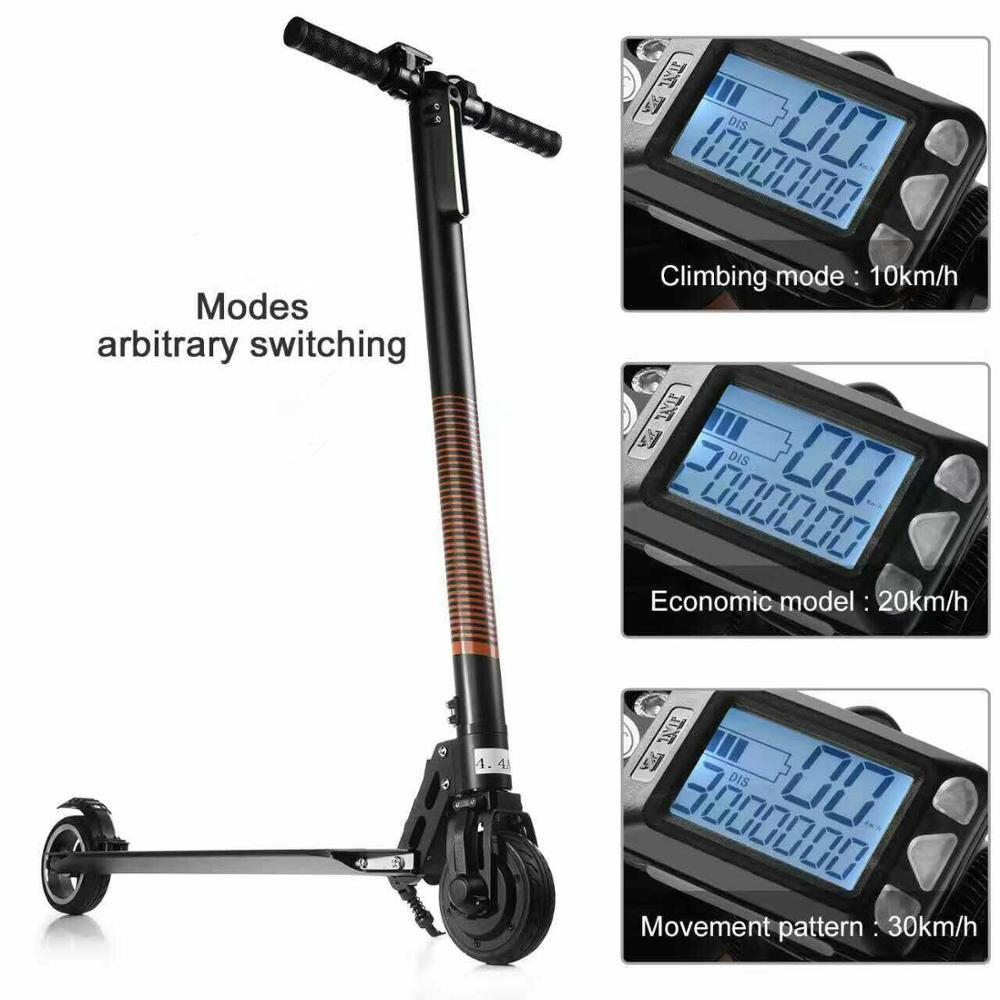 Leadway 2018 smart balance folding kick electric scooter for adult