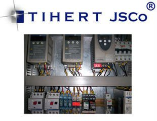 Electrical cabinet, Automation of machines