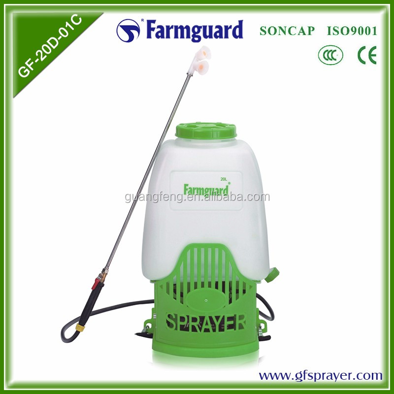 Farmguard Durable New design 20l backpack motor sprayer