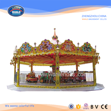 22seats carouusel used playground merry go round for sale