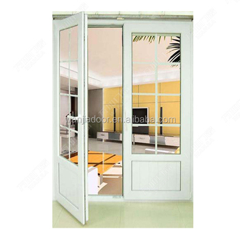 Good quality interior double french doors buy high for Good quality interior doors