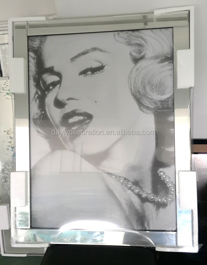 large monroe picture frame