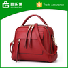Wholesale Handbags With Strap Ladies PU Cross Shoulder Bag With Front Pocket