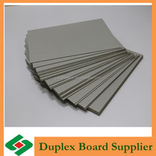 grey book binding board paper cardboard for Arch file