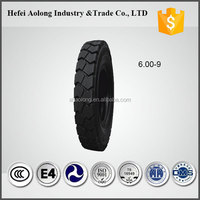 Top brand China solid forklift tyres 600-9/forklift tire 600 9
