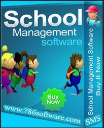 Online School Management Software System