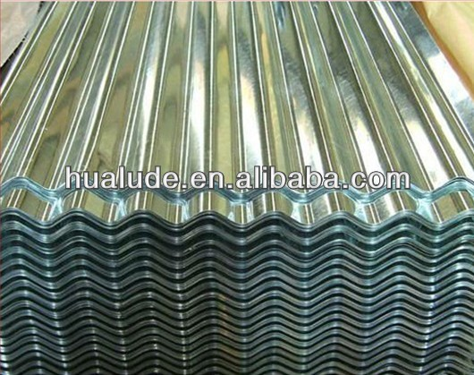 corrugated sheet roll former