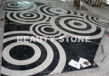 Waterjet project Granite Circle design