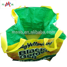 PP woven jumbo bag super sacks water proof cement container fibc big bag 1000kg ton bags with factory price ZR