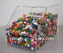 Acrylic Candy Display/ Acrylic Storage Box/ Acrylic Candy Container