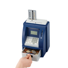For kids easy operation atm system bank