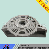 aluminum die casting for auto motor parts aluminum shell