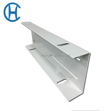 Custom Anodized Metal Stamping Bracket Part