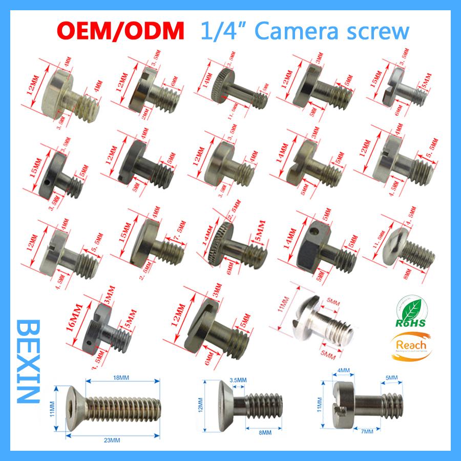 Camera Screw Direct From Zhongshan Prorui Photographic Tripod Adapter Folding D Ring 1 4 Inch For Quick Release Plate Sekrup Kamera Monopod Rilis Cepat Mount Equipment Co Ltd In China Mainland