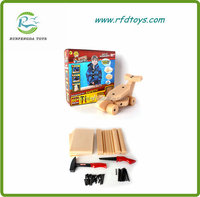Wooden toy tools set for kids play house kids tool toys