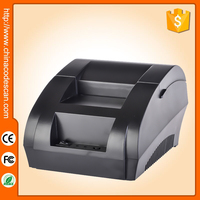 NT-5890K 58mm cheap usb 58 mm cash register thermal receipt printer with built-in battery