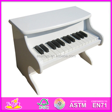 Children Wooden Toy for Sale Piano,High quality children toy piano keyboard music keyboard instrument,children toy piano W07C016