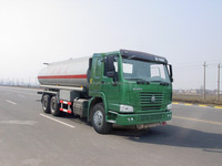 SINOTRUK Used HOWO 6x4 oil tanker with best quality and cheaper price