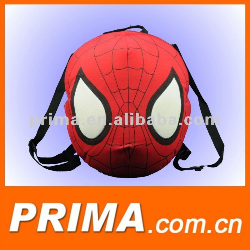 Kids cartoon plush backpacks