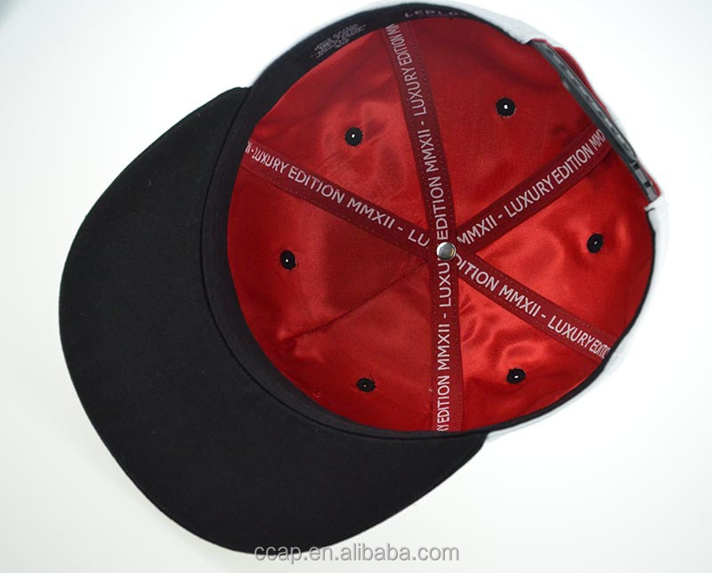Fancy Cotton Snapback Cap