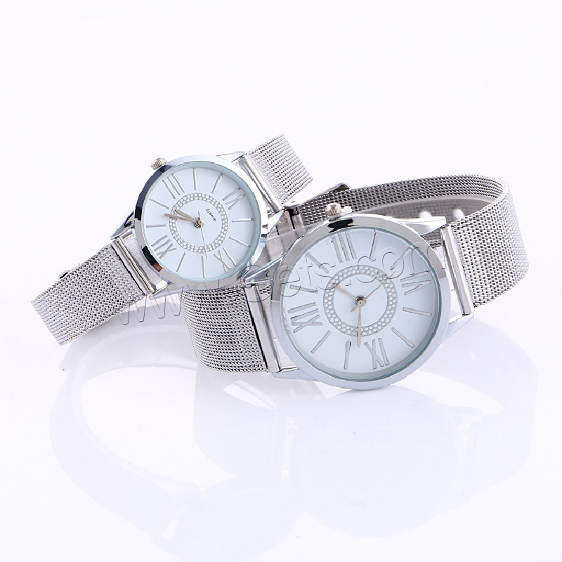 New Design valentine couple watch Bracelets Zinc Alloy cute couple watch couple watch