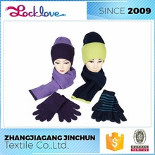 Competitive Manufacturer Cheap Gloves And Scarf