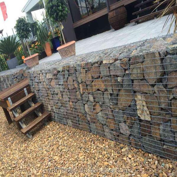 Landscaping gabion wall welded gabion basket price buy for Gabion landscaping