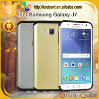 Cell Phone accesssories Fancy Waterproof Slim Armor Case for Samsung Galaxy J7