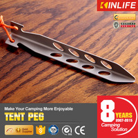 Strong Lightweight Sand Tent Peg Pegs