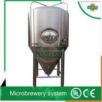 beer brewery equipment/alcohol processing beer fermentation tank