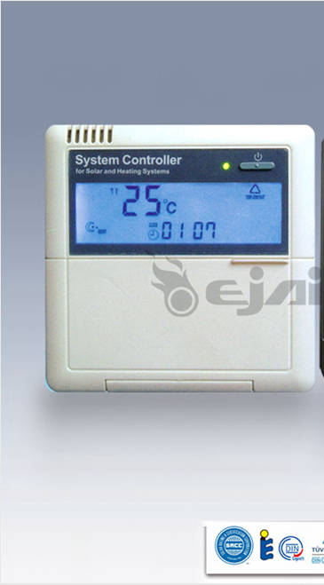 SR868C8 Solar Controller For Solar Water Heater System Automatic Control Solar