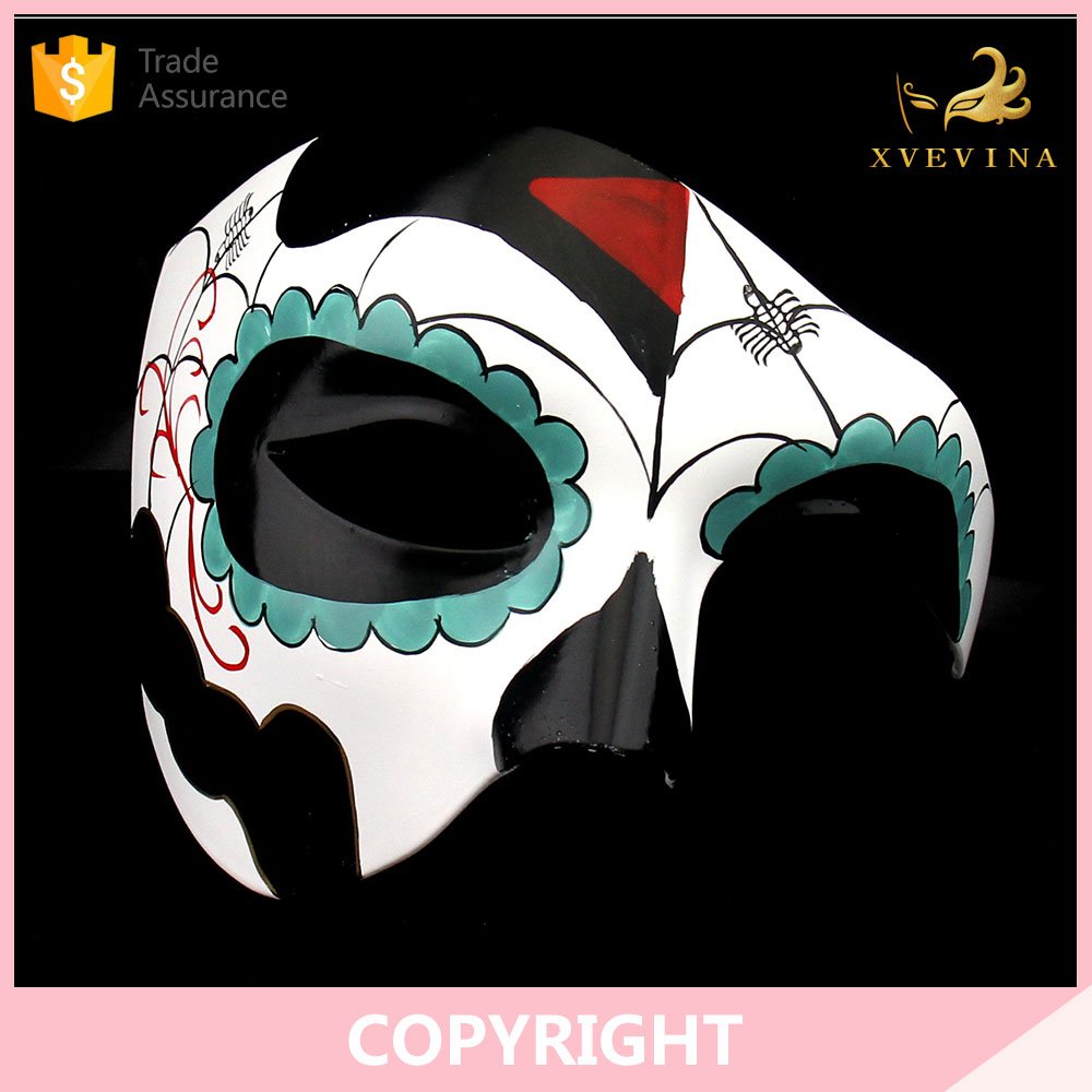 Party Supplies Mexico Day of the Dead Mask