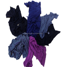 Textile Waste 100 Dark Cotton Wiping Rags