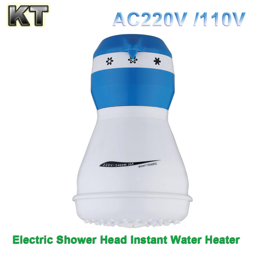 shower head heater