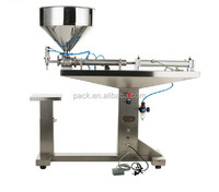 Semi Auto Small Bottle Liquid/paste Perfume Filling Machine,Single Heads