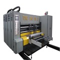 TB 530 carton box flexo printing die-cutting machine